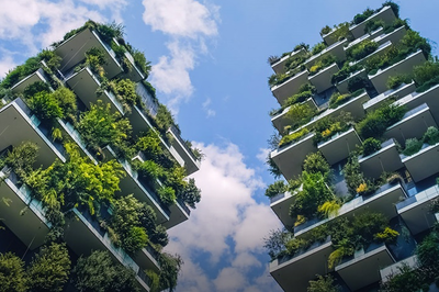Greening the urban environment
