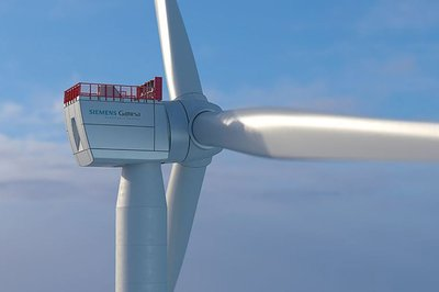 From Boeing's waste to new wind blades…